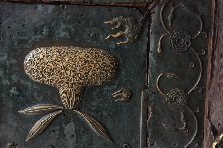 Door of the Bibi - ka - Maqbara