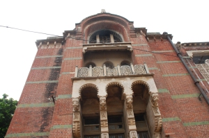 Arts Faculty area, MSU. Copyright: Poulomi Das