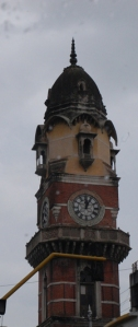 And, the clock tower still exists. Copyright: Poulomi Das