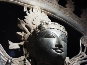 11th cen Nataraja face