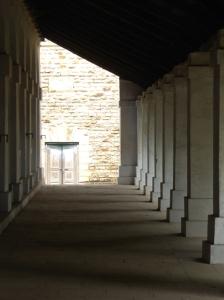 The corridors of British power