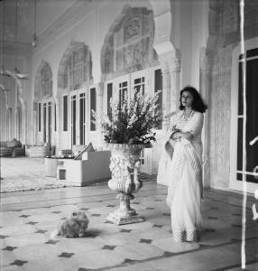 Rajmata Gayatri Devi. Photo courtesy: Cecil Beaton