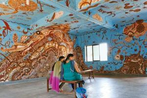 Ganjad school, previous project