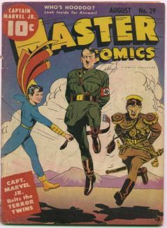 Master at work. https://www.cbr.com/comic-book-questions-answered-how-was-world-war-ii-depicted-in-comics-during-world-war-ii/