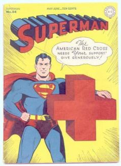Superman aided the War. https://www.cbr.com/comic-book-questions-answered-how-was-world-war-ii-depicted-in-comics-during-world-war-ii/