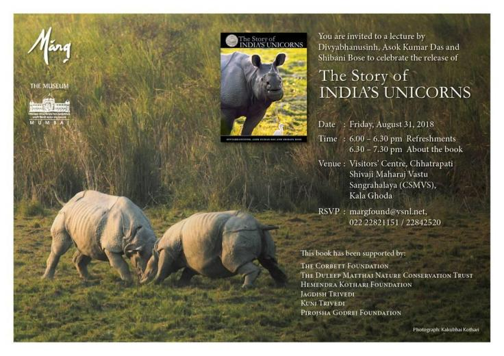 Asok Das Rhino talk_31st Aug