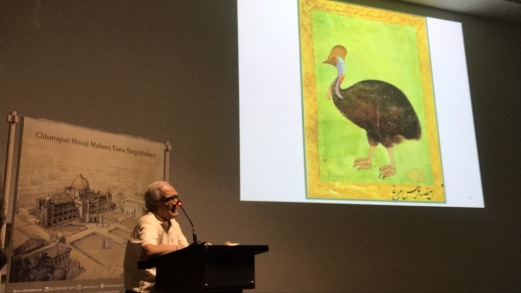 Dr A K Das's illustrated talk