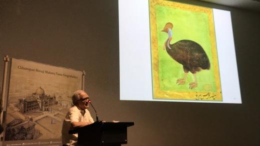 Dr A K Das's illustrated talk