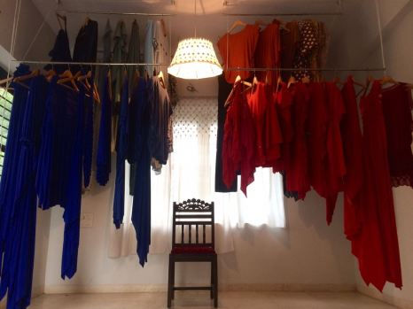 Button Masala studio, Ahmedabad, Gujarat. Photo courtesy: Anuj Sharma