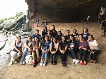 Kanheri cave diggers