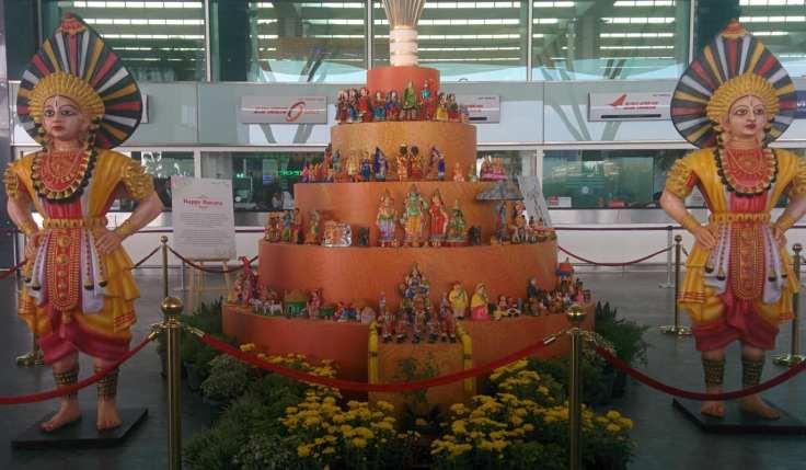 Shravan_B'lore airport