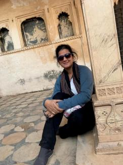 Winged guide: Aparna Andhare