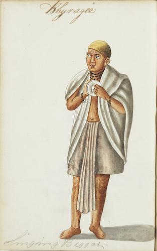 Fig.5. A 02.66(65)- Bairagi Mendicant