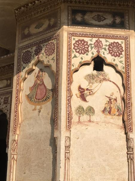 Nawalgarh mural
