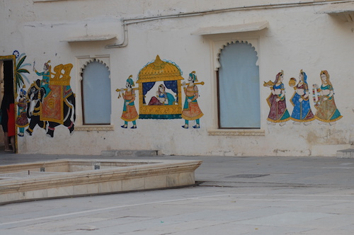 Let's love our Heritage. City Palace, Udaipur