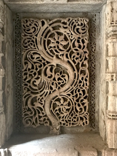 Apt place for 'Tree of Life' motif