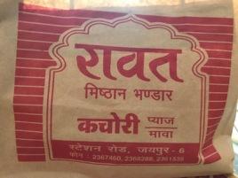 Rawat Sweet & Savoury shop, Jaipur
