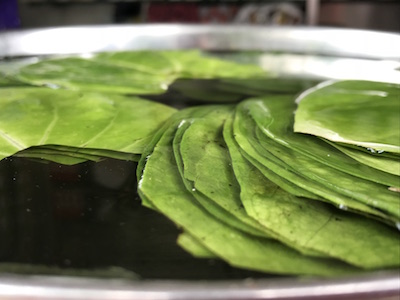 'Paan' leaves from Bengal are sweeter than other places