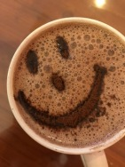 Smile always with 'Bombay to Barcelona Library Cafe'