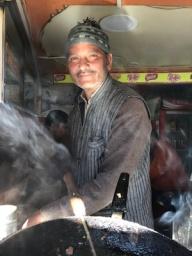 Lucky Omlette maker, Mussorie