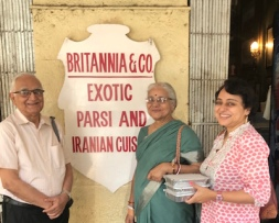 Britannia & Co: best Iranian food in India
