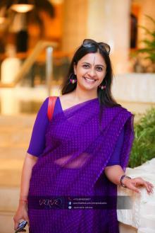 Manju, Editor, Filmfare ME, loves Lehariyas