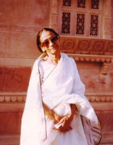 Dia: the 'Bidhoba' with an attitude. Photo courtesy: Das Archive